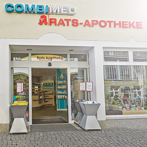 Rats-Apotheke in Soest